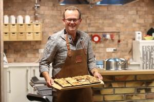 Creme Brülee vom Chefkoch Ansgar Zoller