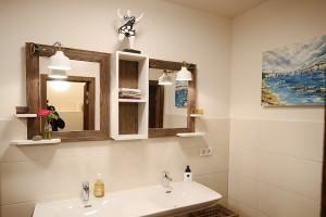 Kunst im Bad und WC