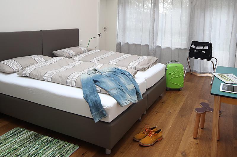 Gästezimmer & Trollhäuser - wohnen übernachten