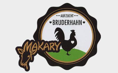 Makary Eier Bruderhahn